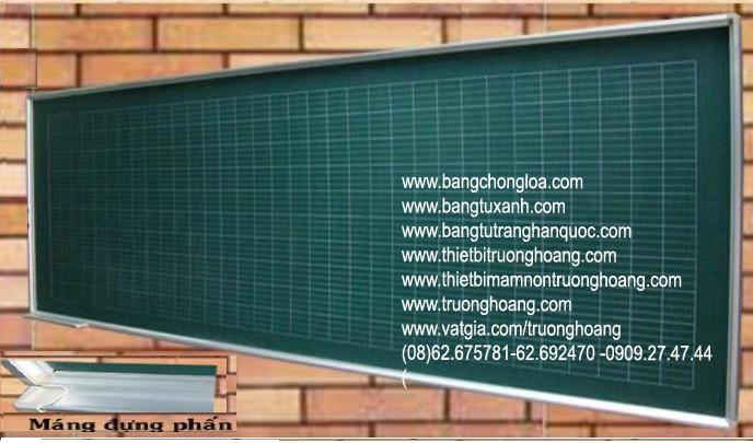 bảng viết bút lông treo tường